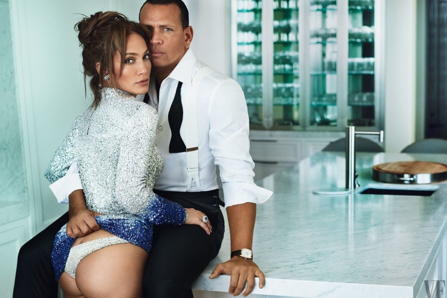 Is This Photo of JLo Edgy or Out of Touch?