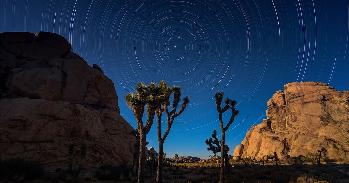 How to Photograph Star Trails: Here's a Beginner's Guide
